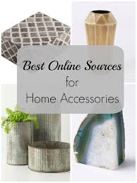 shop for home decor online best places to shop for home decor the joyful home