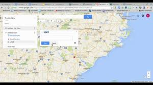 Map Google Com How To Draw A Line On My Map Youtube