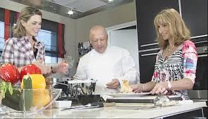 coté cuisine julie andrieu coté cuisine nouvelle émission sur 3 avec julie andrieu