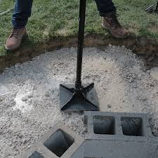 Firepit Base How To Build An In Ground Pit