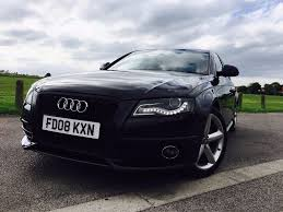 audi a4 b8 2 0 tdi manual s line sat nav in surrey gumtree