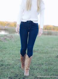 fashioned for living fall cowgirl boots