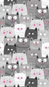 wallpaper cat whatsapp papéis de parede de gatinhos fofos para whatsapp e celular wallpaper