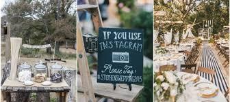rustic backyard wedding decorations weddinginclude wedding