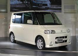 Daihatsu Mpv Daihatsu Tanto Fchv Minivan Review Power Plant Interior