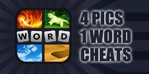 pics 1 word cheats 4 pics 1 word answers