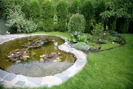 Pond Landscaping Ideas Photo Of Backyard Pond Landscaping Ideas 37 Backyard Pond Ideas