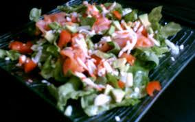 cuisiner la salade verte recettes à base de salade verte les recettes les mieux notées