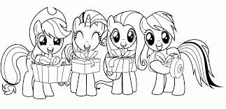 pony coloring pages coloring