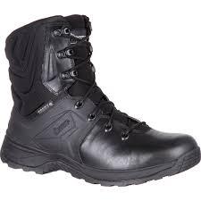 waterproof motorcycle boots rocky alpha tac black 8