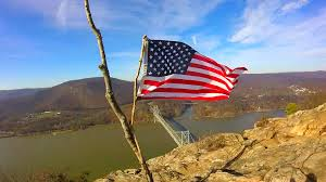 New Yorks Flag Most Beautiful Hiking Spot In All Of New York And New Jersey Try