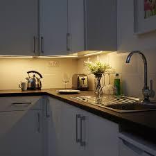 240v under cabinet lighting biard aluminium pir sensor under cabinet light 600mm