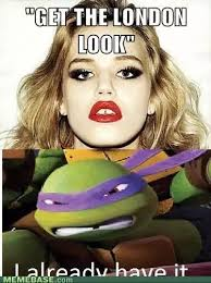 Get The Rimmel Look Meme - london look get the london look pinterest