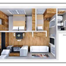 100 400 sq feet young familys diy tiny house on wheels