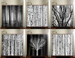 Black And White Valances Decorations Cute Bathroom Decor Ideas With Shower Curtains With