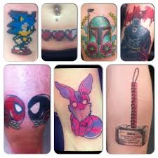 do you love comics ghibli moomins family guy big tattoo