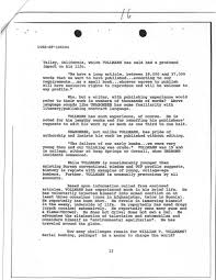 browsings pages from william t vollmann u0027s fbi file harper u0027s