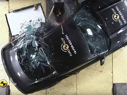 Black Mustang Crash Doesn U0027t Care That The Mustang Has A Two Star Crash Test Rating