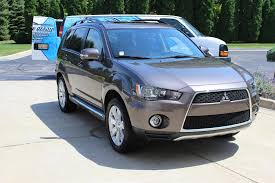 mitsubishi outlander interior lakeside detail on site mobile detailing st joseph mi