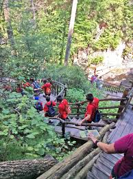 summit area ymca details teen trek camp schedule summit nj news