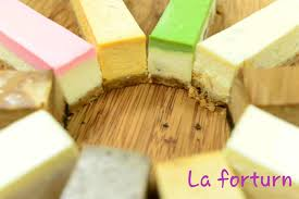cuisine color馥 馥瑄芝士蛋糕店la forturn cheese cake home