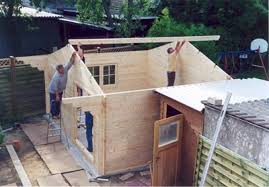 permitted development log cabins