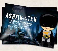 birthday invitations batman birthday invitations templates ideas