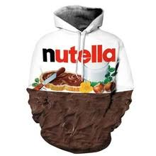 compare prices on nutella 3d sweatshirt online shopping buy low