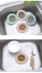 Bathtub Hair Stopper Honana Bd 207 Silicone Drain Stopper Hair Catcher Kitchen Bathtub
