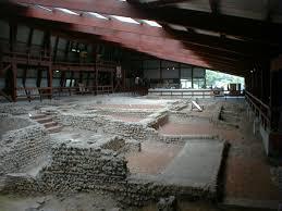 fishbourne roman palace floor plan lullingstone roman villa wikipedia