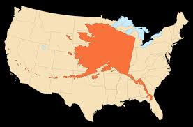 Map Of Us And Alaska by Alaska Reference Map U2022 Mapsof Net