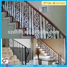 Indoor Banisters Cast Iron Staircase Railings Indoor Railing Banisters Modern