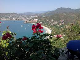 Map Of Ixtapa Mexico by Heighest View From A House Of Zihuatanejo Bay La Ropa Beach