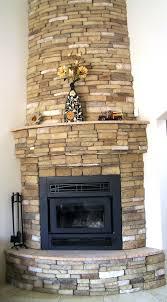 faux stone fireplace mantel shelves cast mantels designs