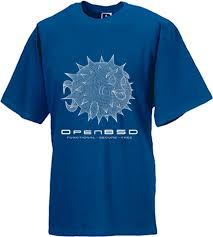 openbsd t shirts