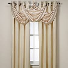 Picture Window Drapes Insola Odyssey Grommet Top Insulating Window Curtain Panel Bed