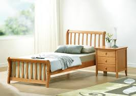 Minimalist Bed Frame Minimalist Bedroom With Platform Single Bed Design Using