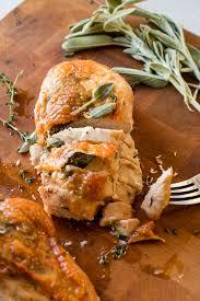 herb roasted turkey breast oh sweet basil