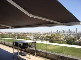 Aluminium Awnings Brisbane Folding Arm Awnings Retractable Blinds And Awnings Custom Made