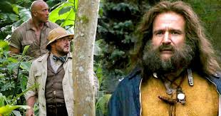 jumanji movie description how robin williams jumanji connects to welcome to the jungle movieweb