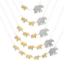 mama bear necklaces mother jewelry uncommongoods