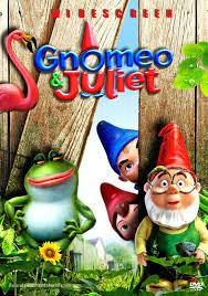 gnomeo juliet movie cover