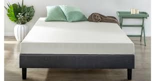zinus memory foam king mattress only 204 shipped regularly 349