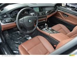 Bmw 528i Interior Cinnamon Brown Interior 2013 Bmw 5 Series 528i Xdrive Sedan Photo