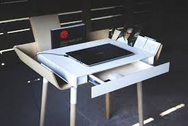 Small Desk With Drawer Impressive Small Desk With Drawers For Best Sensation Ruchi Designs