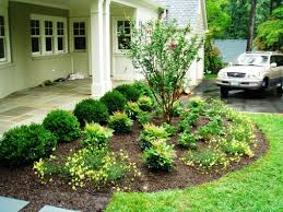 low maintenance front yard landscaping also moreover rock ideas