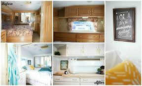 Remodel Bedroom Five Fifth Wheel Remodels You Don U0027t Want To Miss Go Rving