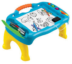 Amazon Travel Items Amazon Com Crayola Sit N Draw Travel Table Toys U0026 Games