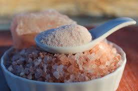 himalayan salt pink himalayan salt a mineral rich table salt alternative
