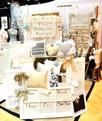 tia u0027s shabby chic boutique at the southern women u0027s show placed in